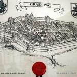 Grad Pag u 15. stoljeću